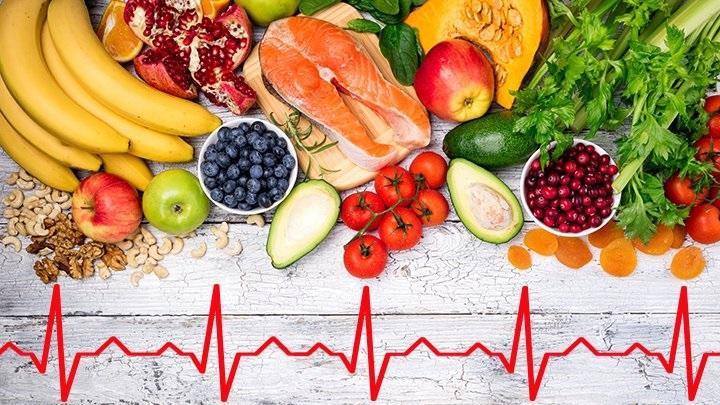 Харчування і дієта при гіпертонії