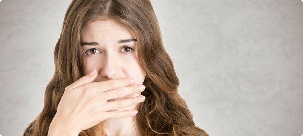 Горечь во рту – возможные причины