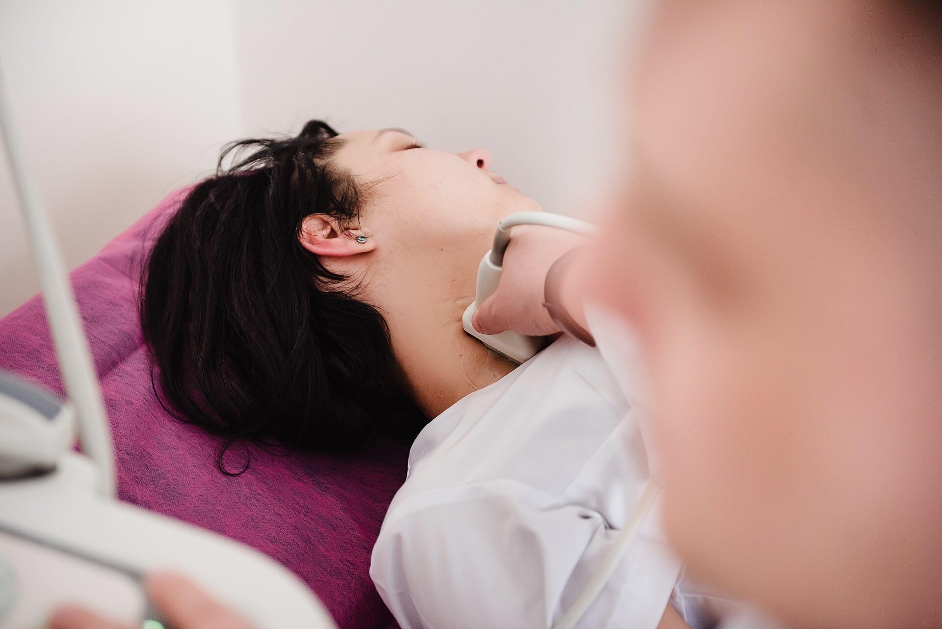 УЗИ щитовидной железы Киев