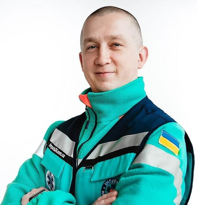 Андрийчук Максим Сергеевич