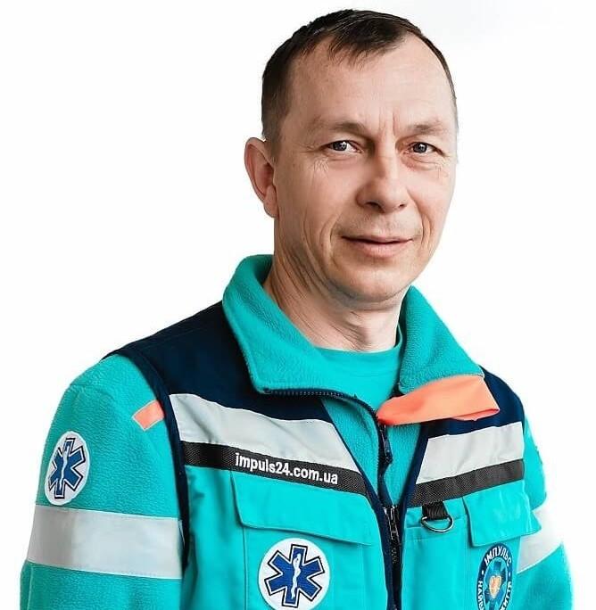 Хвостик Олексій Михайлович
