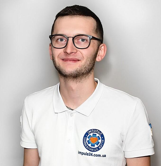 Ліченко Тарас Олександрович
