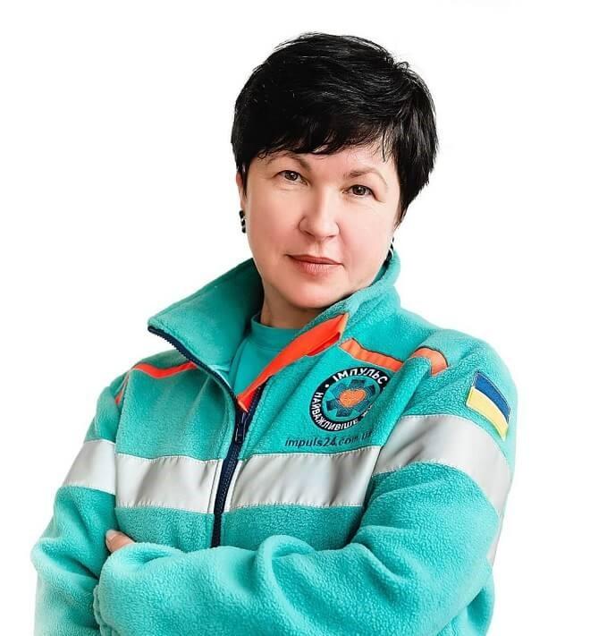 Ольховская Лилия Сергеевна