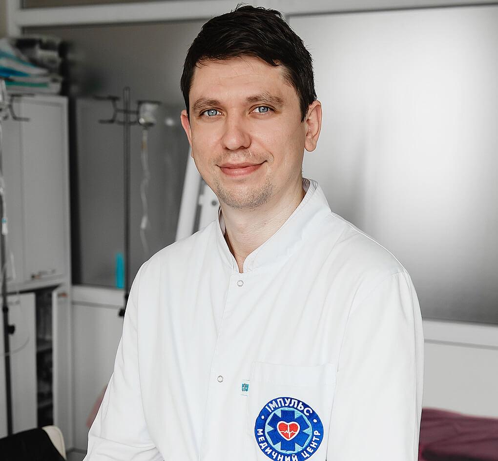 Семененко Михайло Васильович